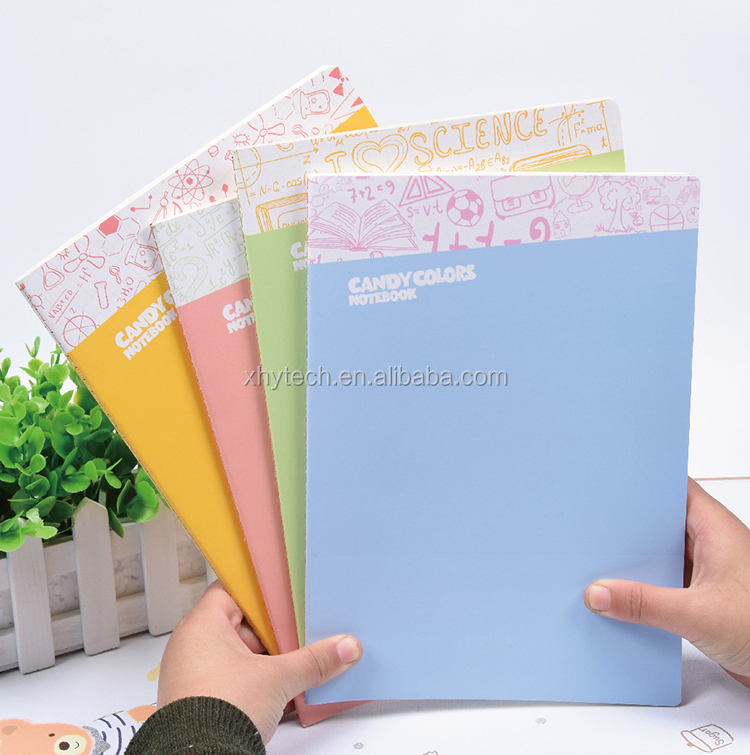 wholesale daily planner diary notebook school diary cover design