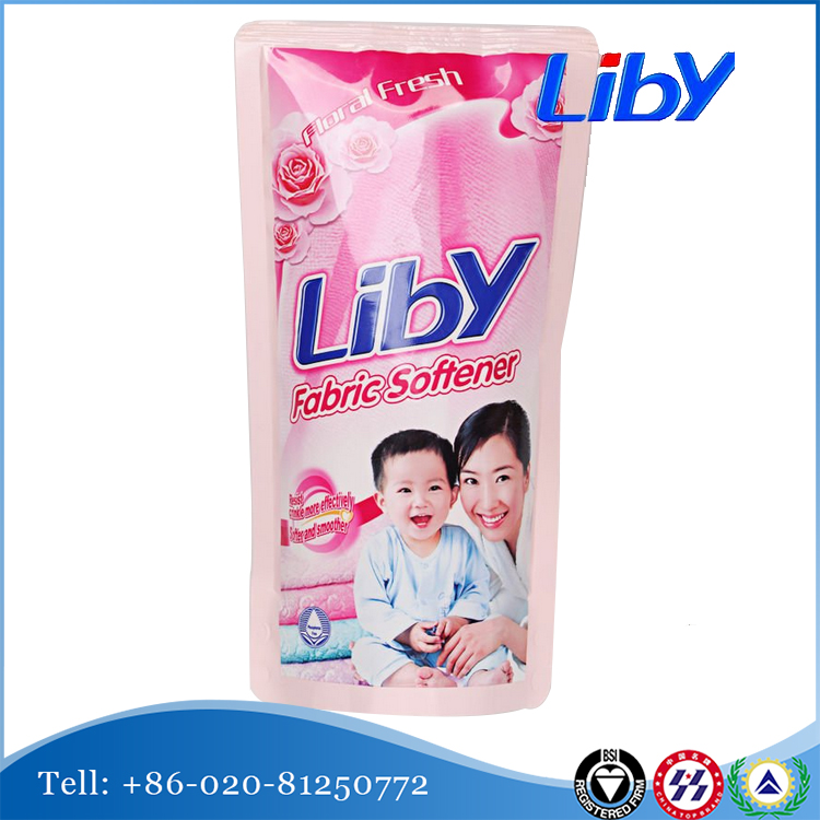 Liby Clothes Care Liquid Fabric Softener