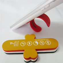 High quality Waterproof silicone cell phone ring holder