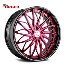 Custom Aluminium Alloy Color Japan 15 Inch Excel Car Rims