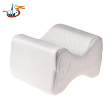 Cheap price leg rest pillow, customized travel memory foam pillow leg