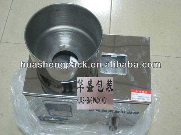Easy machine for business Small filling machine for various herbal tea