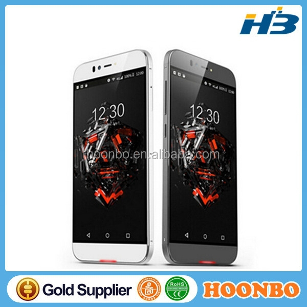 "Hot Umi Iron 4G LTE Smart Phone MTK6753 Octa Core 5.5"" 1920X1080 3GB RAM 16GB ROM Android 5.1 Lollipop 13MP Eyeprint ID"