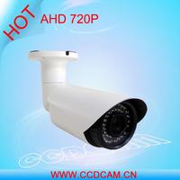 best selling day and nignt vision waterproof 720P cctv ahd camaras de seguridad 1.0MP for cctv surveillance systems