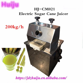 cane juicer machine Sugar cane juicer for fresh sugarcane