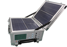 Easy pull Off-grid 30W Solar power generation system for travel