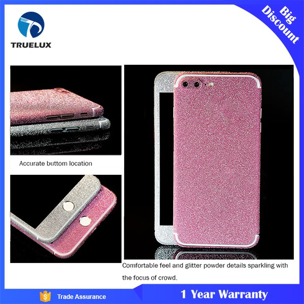 Front And Back Full Cover Screen Protective Cell Phone For iPhone 7 Plus