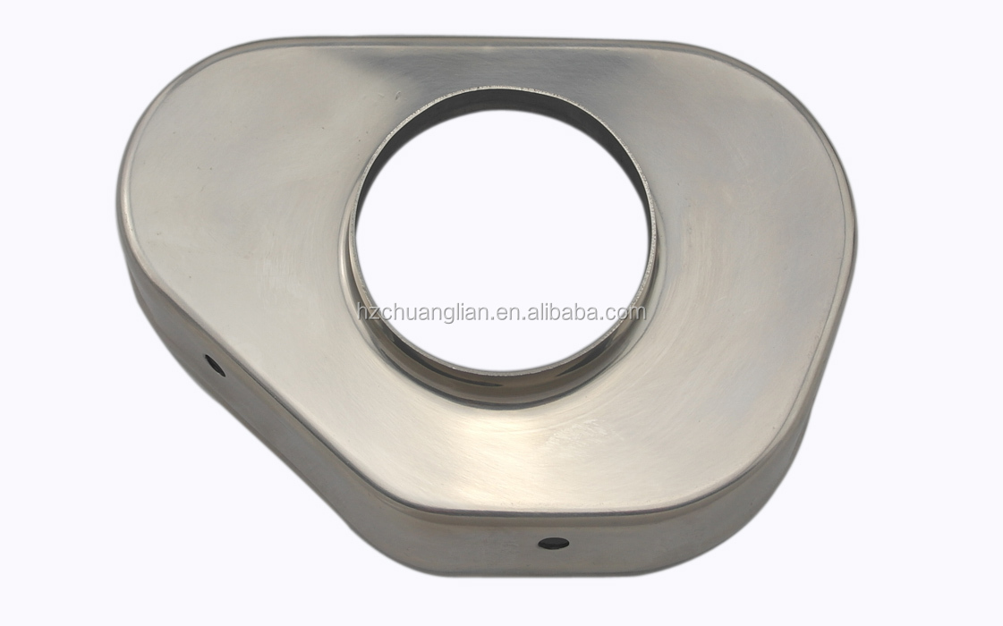 Custom AL stamping parts with welding punching ,