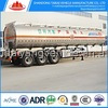 Aluminium Road Tanker For Transport Fuel Oil Super Diesel,Jet Al,Kerosene,Aluminum Trailer Manufacturer Sale Price