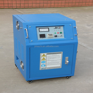 steel plate stress relieving induction heat treatment machine