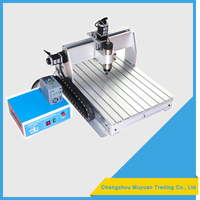 CNC 3 Axis Engraver Milling Wood Carving DIY Engraving Machine