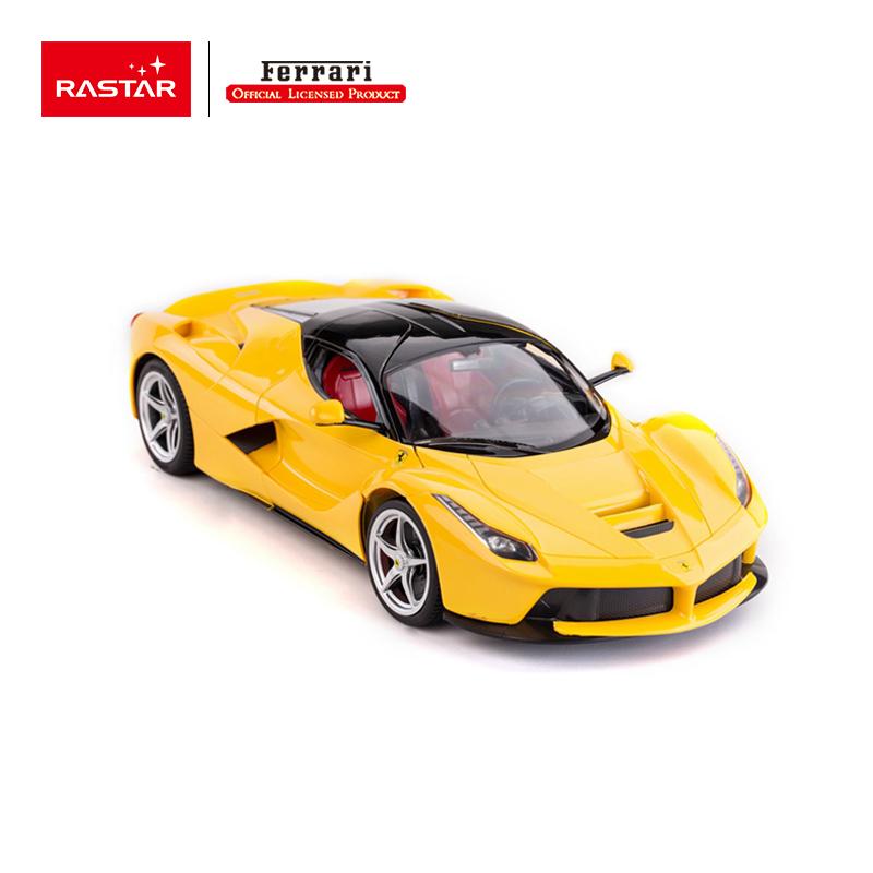 RASTAR Rc Cars 1 14 Scale Ferrari Laferrari Children Toy Car View Product Details From Rastar Group On Alibaba