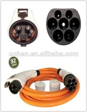 Electric Vehicle (EV) Charging Cable/Cord SAE J1772 & cargador de ev cable