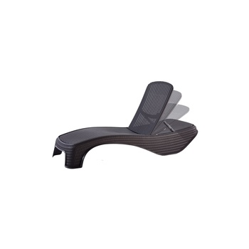 Adjustable Poolside Chaise armless  Removable pillow available