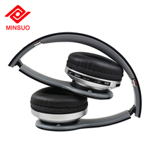 Oem stereo portable wireless handsfree bluetooth headset earphones