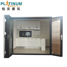 Superior Quality Thermal Break Alibaba China Folding Door