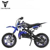 Tao Motor Enduro Chinese Chopper Motorcycle 49cc DB10SC