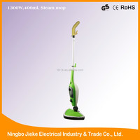 1300w power electric steaming cleaner sterilization,multifunctions CE&RoHS certification steam mop cleaner