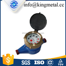 Made in China pvc materials abb water meter with best quality