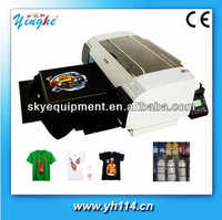 Hot Sale High speed dtg digital t shirt printer a2 size