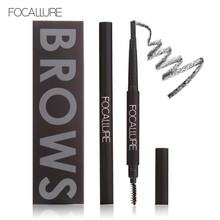 Factory Price Focallure Automatic Rotating Waterproof Eyebrow Pencil
