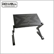 New Arrival ODM Avaliable black tempered glass computer desk