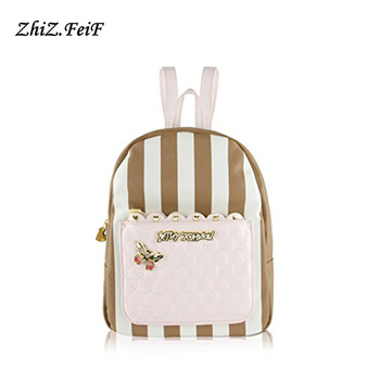 New Material Hot Sale Large Size Backpack For Lady