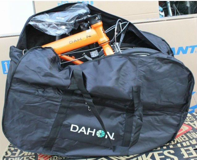 folding bike carry bag for air travel for 26 and 20inch