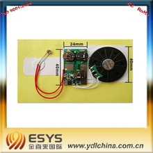 Recordable sound module,recordable sound clip,recordable sound clip for greeting card