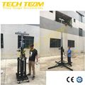 hand crank portable lighting truss lift/light tower/metal stand
