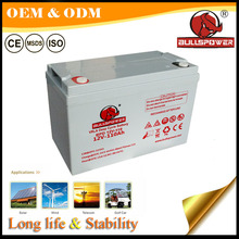 6v 225ah deep cycle solar battery solar inverter battery silicone gel battery