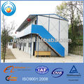 Hot sale high quality cheap Two floor K style modern prefab house with sandwich panels