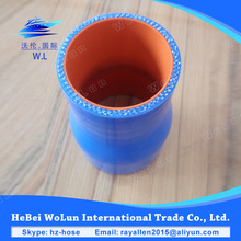 Attractive price 70-76mm radiator rubber hose the silicone hose silicone rubber hose