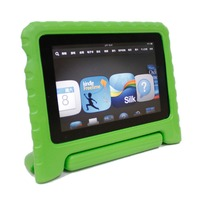 "Kids Shockproof Super Slim Hanlde Stand Cover Case For Amazon Kindle Fire HDX 7.0"" 2013 (3rd Generation Tablet)"