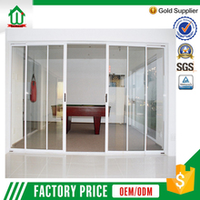 Nice looking and cheap aluminum door price