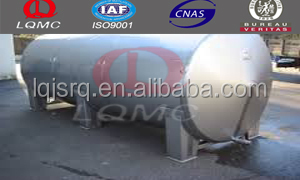 Oil gas water separator/tank reactor/ chemical tank with iso certification