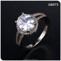 low cost rhodium men design rings copper alloy jewelry gold plated rings wholesale