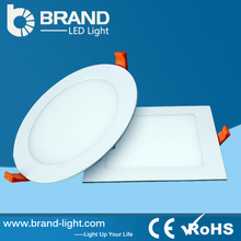 Aluminum Lamp Body Material And LED Light Source Ultra-Thin LED Recessed Ceiling Panel Light