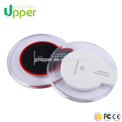 Multi-function Stardard qi universal qi fast charger wireless charging mobile phone accessory