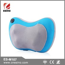 Electric neck massage pillow vibrating Shiatsu Masage Pillow Back Massage Pillow With Heat