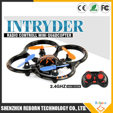 New U207 6 Axis Gyro RC Helicopter 4CH Radio Controll Mini Quadcopter With Black Orange Color