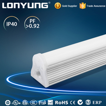 T8 LED Lamp houses Isolated driver skillful manufacture tube led