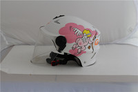Hot sale DOT certificate kids motorcycle helmet for motorcycle spare parts