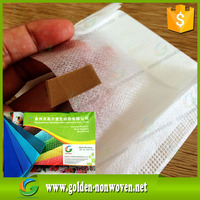 13gsm white spun bond non woven for diaper,nonwoven fabric cloth supplier