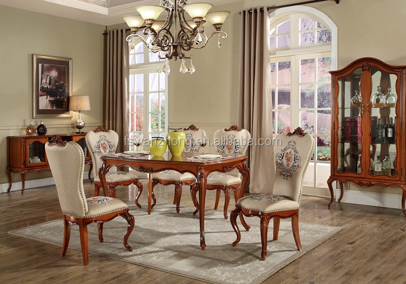 Luxury Antique French Provincial Home Dining Room Furniture Buy Luxury Antique French