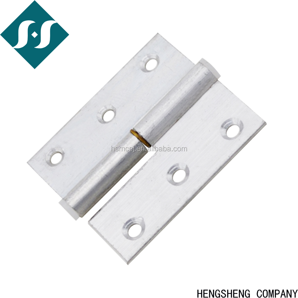No brand 2.5 aluminum removable windows hinge