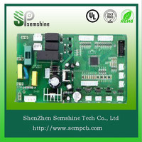 Electronics PCBA and pcb assembly, electronic fan test board