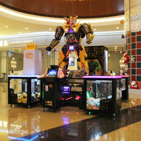 2015 hot sale dance robot /play games robot used in celebrate Christmas