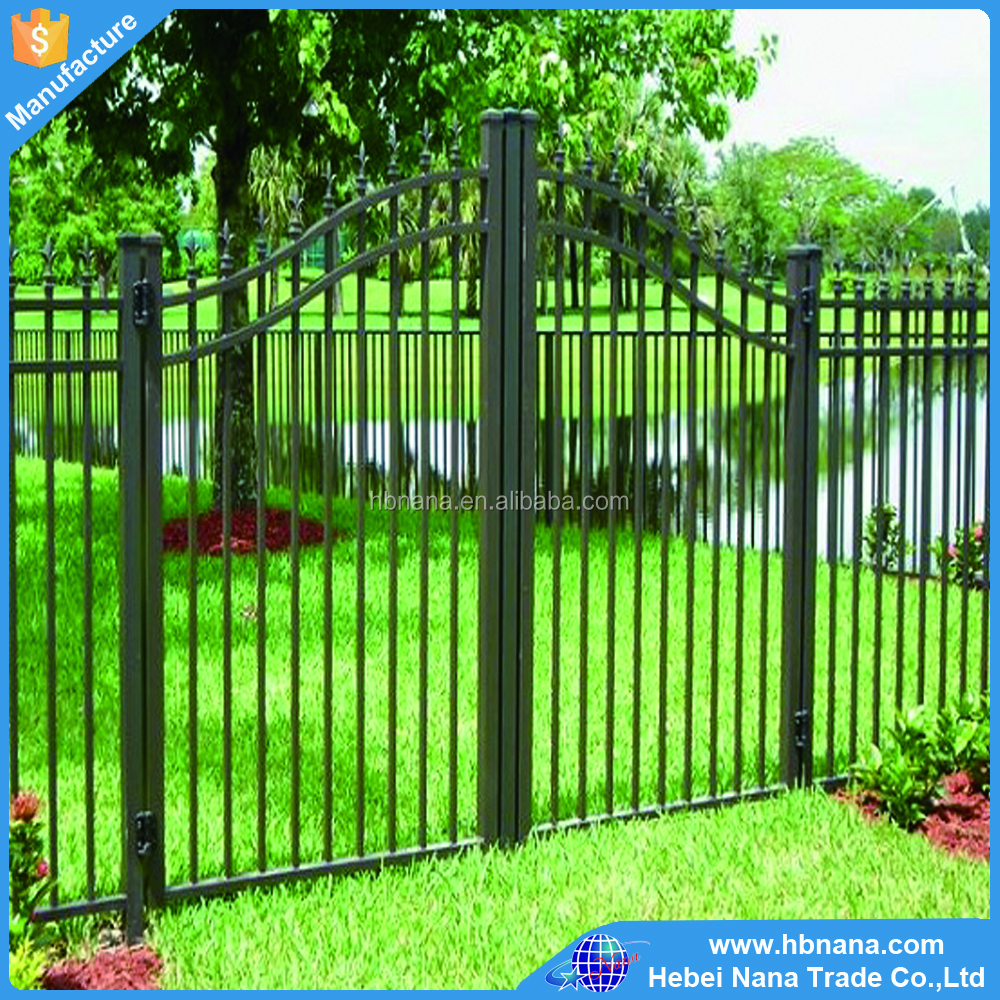 List manufacturers of driveway gate with fence aluminum for Motorized driveway gate price