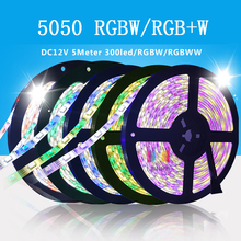 DC12V good quality 5050 60 leds rgbw <strong>rgb</strong>+w led strip
